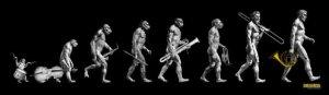 Evoluzione dei musicisti