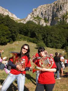 Terminillo, Rieti 2011, Festival del corno francese (Paolo Giammarroni)