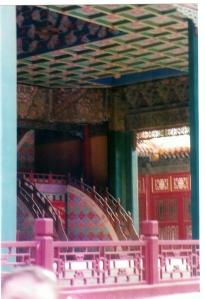 Pechino, teatro imperiale, 2006 (Paolo Giammarroni)